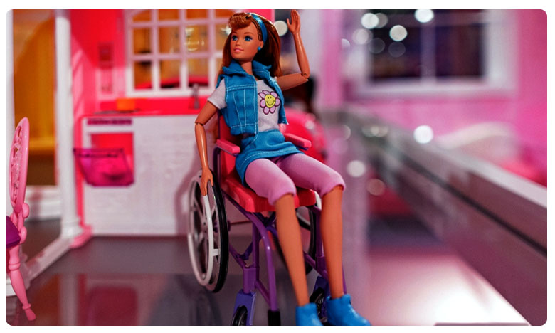 Borby Doll in wheel Chair
