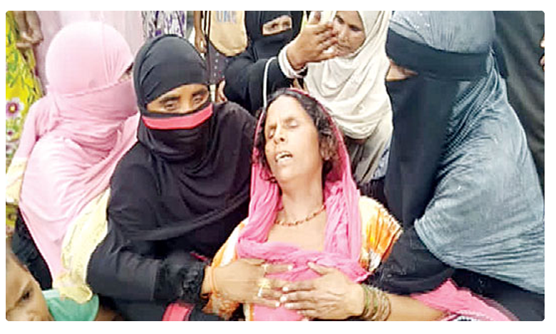 UP: Woman burnt alive by hubby, in-laws for triple talaq complaint