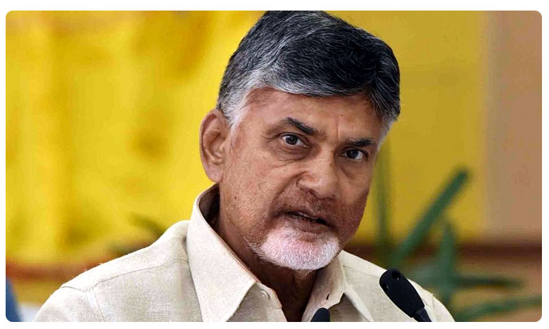 Chandrababu Sensational Comments On AP Government Over Amaravathi Issue