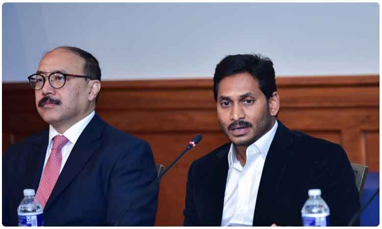 Updates On AP CM Jagan US tour, పరిశ్రమల ఏర్పాటుకు ఊతం.. అమెరికాలో ఏపీ సీఎం జగన్..