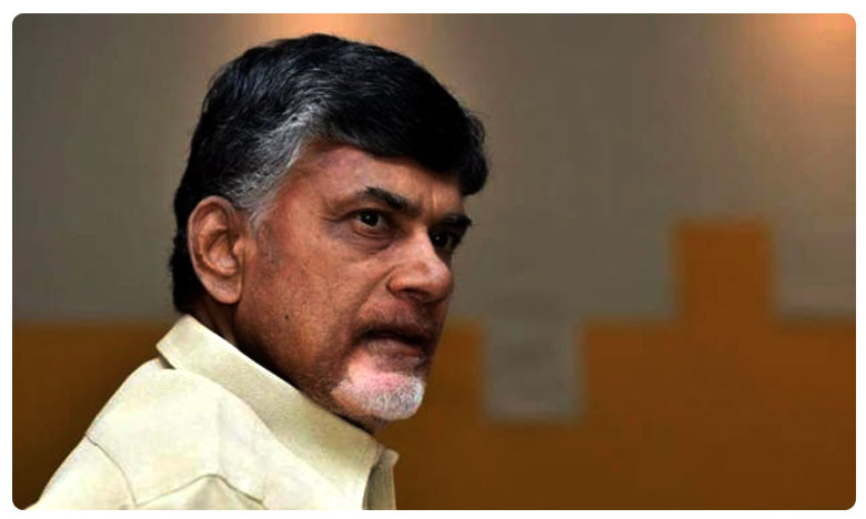 Chandrababu Naidu visits flood-affected areas in Krishna