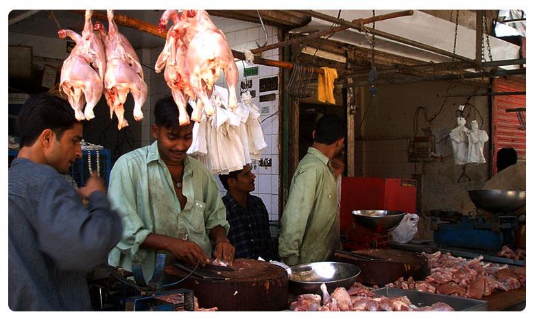 Shravana masam effect on chicken and egg prices across the state, శ్రావణమాసం… చికెన్ బాబుల సంబరం!