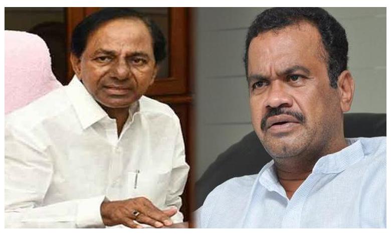 Bhongir MP Komatireddy Venkat Reddy Meets CM KCR