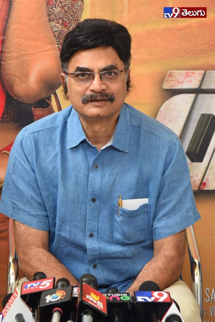 Bellam konda Srinivas Rakshasudu Success meet Photos, 'రాక్షసుడు' సక్సెస్మీట్ ఫొటోస్