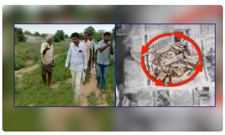 Deer Killed and Meat Cooked at Kondapuram in Yadadri District, జింకను చంపి విందు: తెరవెనుక రాజకీయనేతలు..?