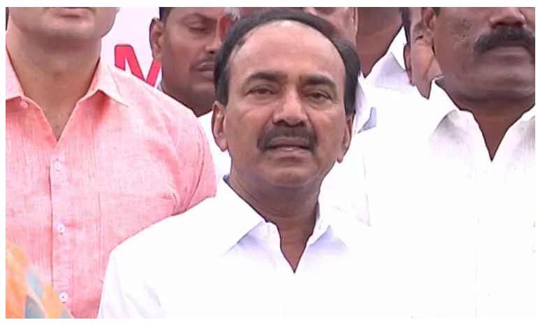 Telangana minister Etela Rajender sensational comments and his explanation