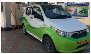 HPCL to set up battery swapping pilots to join EV race