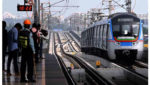 Hyderabad: Ameerpet To Hitech Ciry Metro Train Service Per Every 4 Minutes