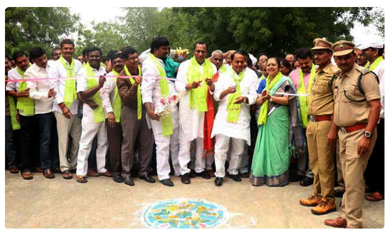 Two Urban forest parks inaugurated in Hyderabad