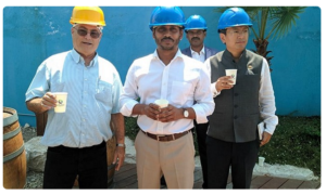 Jagan visited H2ID Desalination facility in Israel, ఇజ్రాయెల్ టూర్లో మన స్టైలిష్ సీఎంని చూశారా!