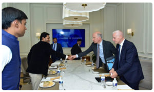 CM YS Jagan Mohan Reddy meets US consulate general