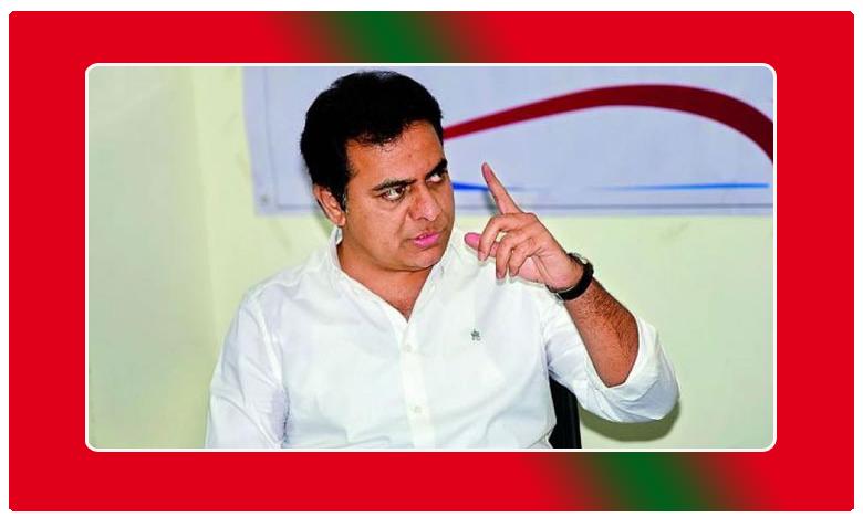 KTR Sensational Comments On BJP Working President JP Nadda