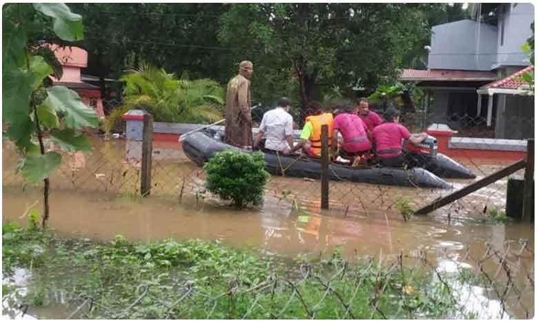 Heavy Rains In Kerala