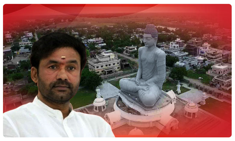 Story On Kishan Reddy Reacts On AP Capital