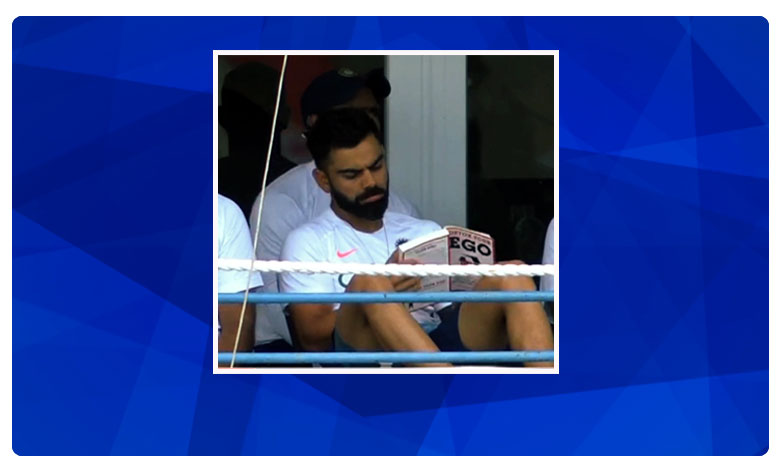 """Detox Your Ego"": Virat Kohli's Choice Of Book Sends Twitter Into A Frenzy"