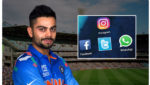 Virat Kohli ahead of Sachin Tendulkar, MS Dhoni as most followed cricketer on social media