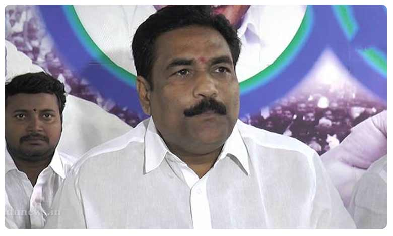 Case Filed Against YSRCP MLA KotamReddy Sridhar Reddy
