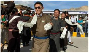 Ladakh MP, Praised By Prime Minister, Dances On Independence Day