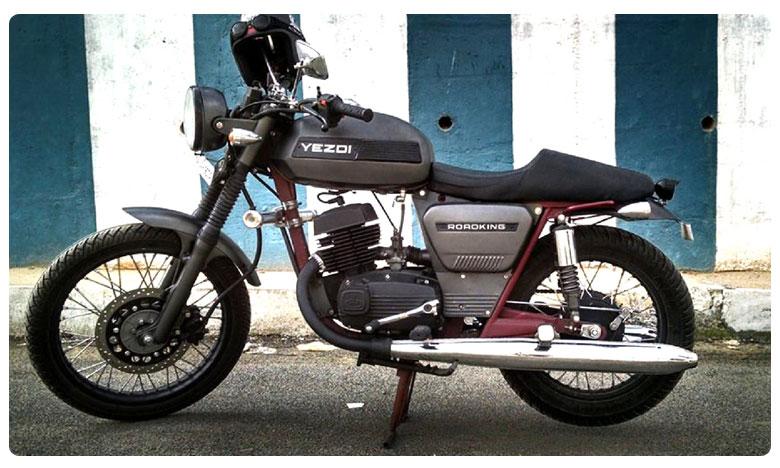"Yezdi motorcycles to make India entry soon, మహీంద్రా, లెజెండ్స్ ఆధ్వర్యంలో ""యెజ్డీ' రీఎంట్రీ"