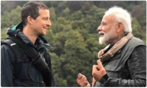 """Taking First Vacation In 18 Years"": PM Modi On Bear Grylls Man vs Wild"