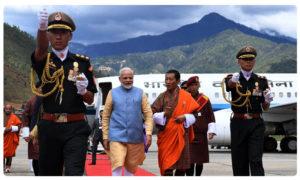 Modi Buthan Tour