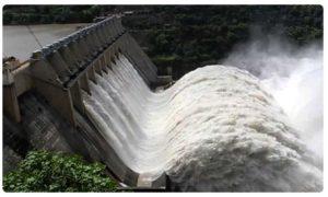 Nagarjuna Sagar gets huge inflows