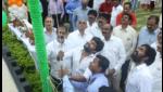 Nani hoists flag on Independence Day