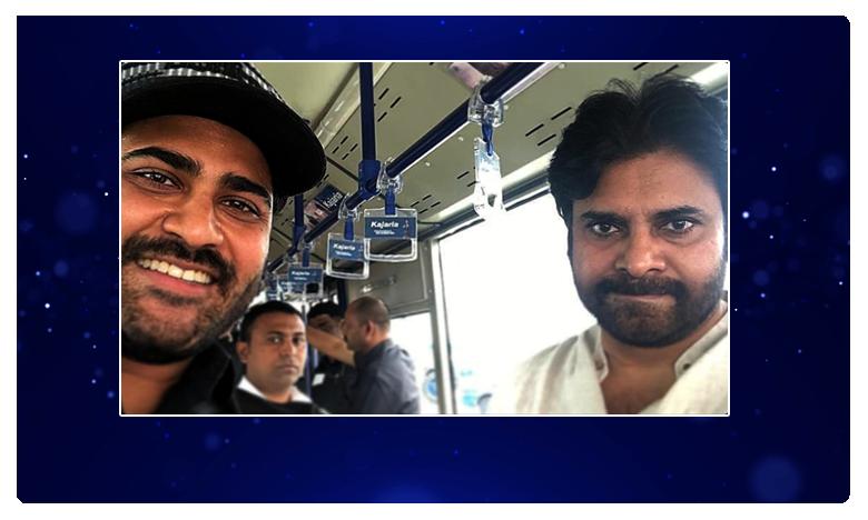 Actor Sharwanand Meets Pawan Kalyan, జనసేనానితో ప్రయాణం.. శర్వా సర్ప్రైజ్!