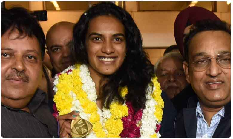 Proud To Be Indian: World Champion PV Sindhu Returns To Grand Welcome