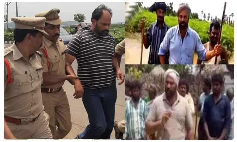 Police arrest Paid Artist Who abused AP govt and Minister Anil Kumar Yadav over Floods