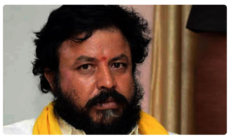 TDP Former MLA Chinthamaneni Prabhakar Went Undisclosed Place