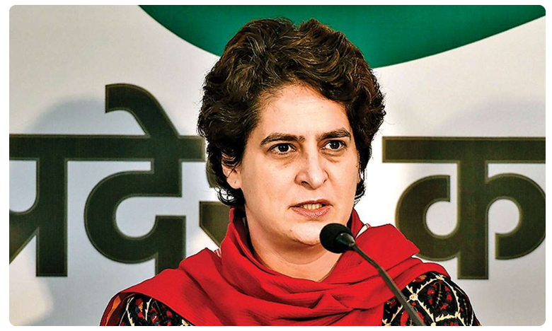 Priyanka Gandhi Slams BJP Over article 370 revoke