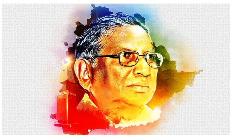 Proffessor Jayashanker Birth Anniversary celebrations at telangana bhavan, నేడు ఫ్రోఫెసర్ జయశంకర్ జయంతి