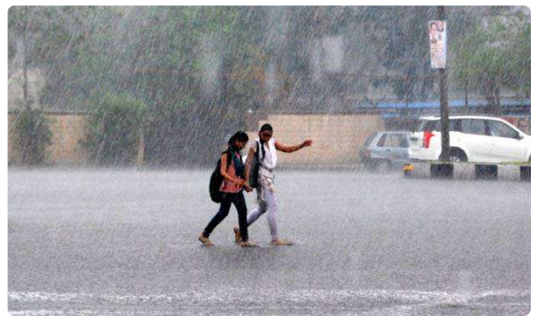 Telugu States Latest Weather Report, వాయుగుండంగా మారిన అల్పపీడనం..తెలుగు రాష్ట్రాలకు భారీ వర్ష సూచన!