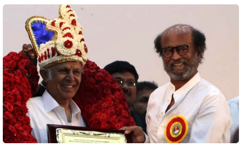 Rajinikanth gifts Rs 1 crore house to veteran producer Kalaignanam?
