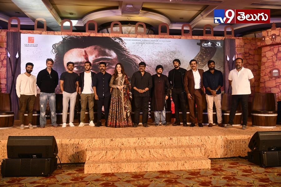 Syeera Teaser Event Photos, 'సైరా టీజర్  విడుదల కార్యక్రమం ఫొటోస్