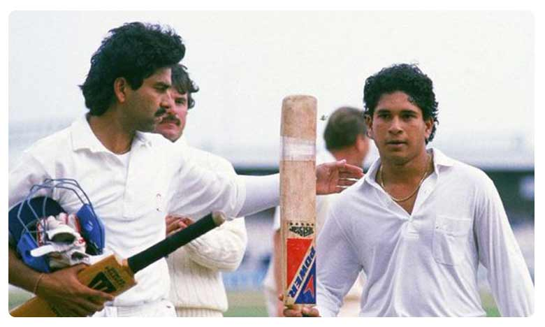 This Day That Year: When Sachin Tendulkar hit his first Test Century