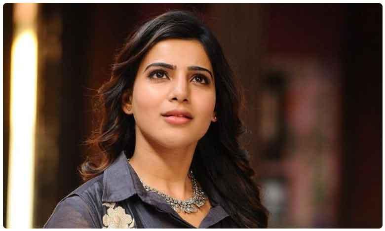 Oh Baby Actress Samantha Akkineni May Act In Web Series..?