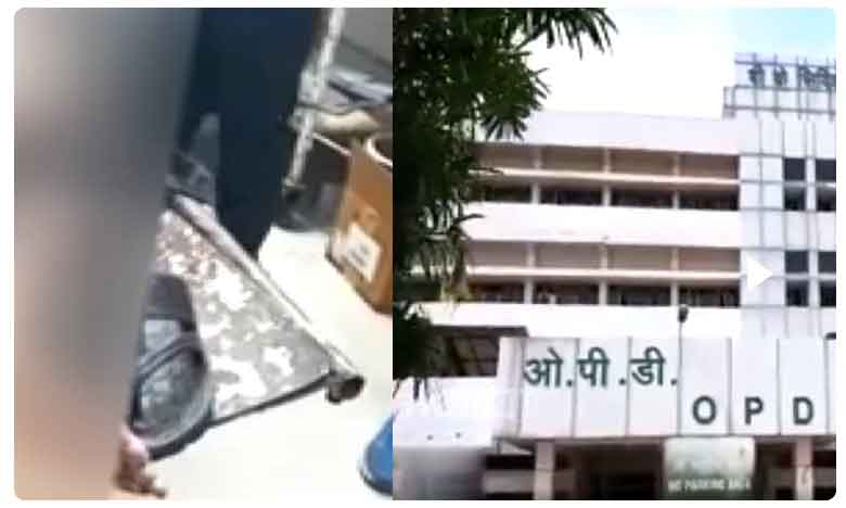 Patient's severed legs used as pillow in Haryana hospital
