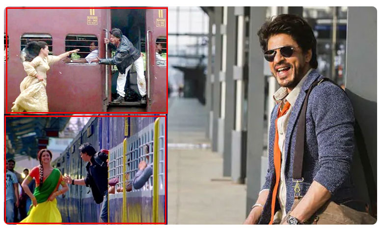 Shah Rukh Khan at His Hilarious Best Recalls Romancing Many Girls at Railway Stations