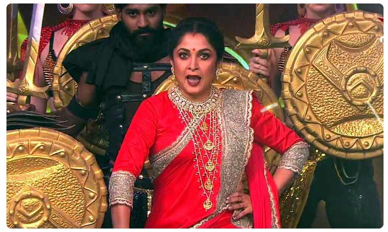 Bigg Boss Telugu 3: Actress Ramyakrishnan steps into host Nagarjuna's shoes for the weekend episode; watch promo