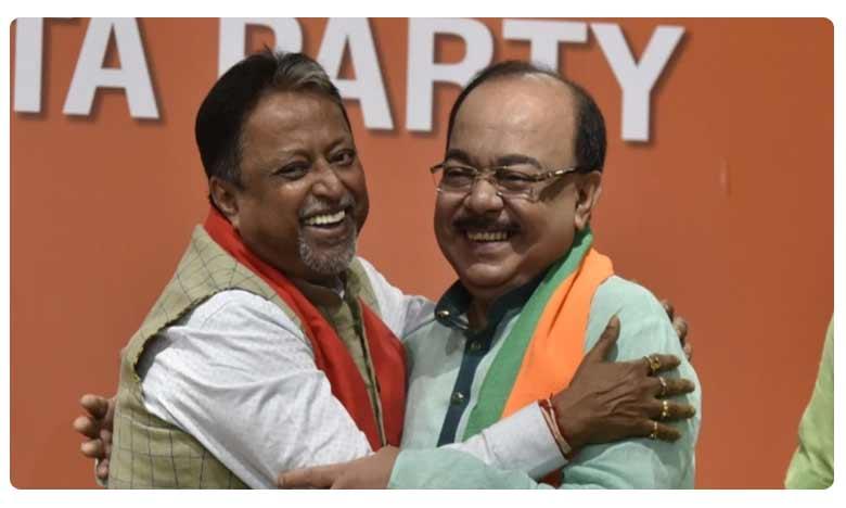 Former Kolkata Mayor And Top Mamata Banerjee Aide Sovan Chatterjee Joins BJP