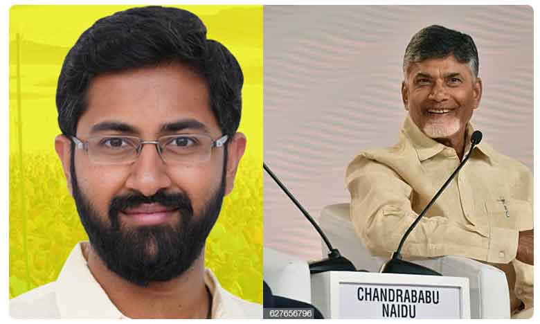 Balakrishna's son-in-law Sri Bharat all set to lead TDP?