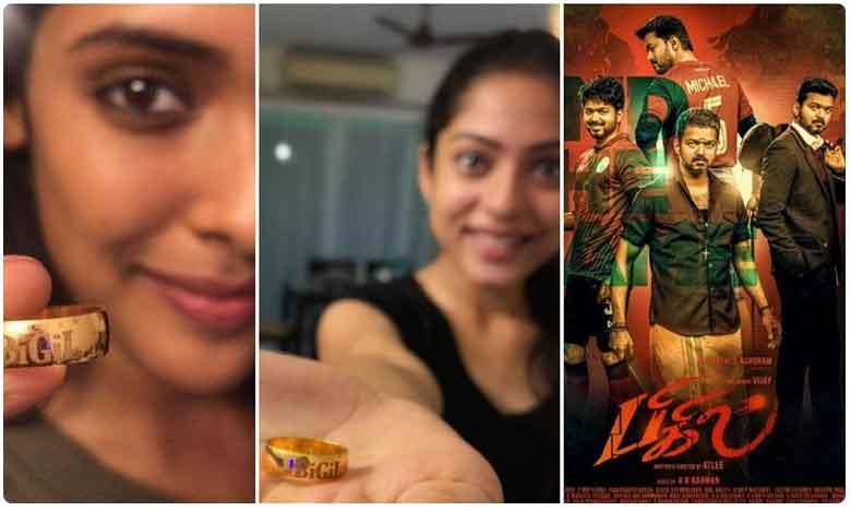 Bigil: Tamil Star Vijay Gifts Gold Rings To 400 Team Members