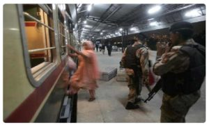 India Suspends Thar Express Service Amid Tensions With Pakistan Over Kashmir Issue