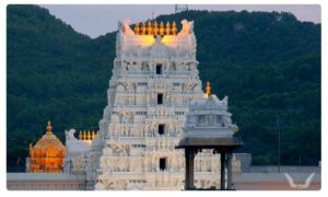 2 NRIs offer Rs.14 crore donation to Lord Balaji temple