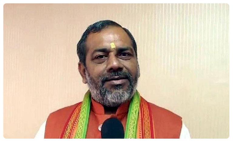 UP Minister pandit sunil bharala comments about ram mandir, యోగీ హయాంలోనే రామ మందిరం..!