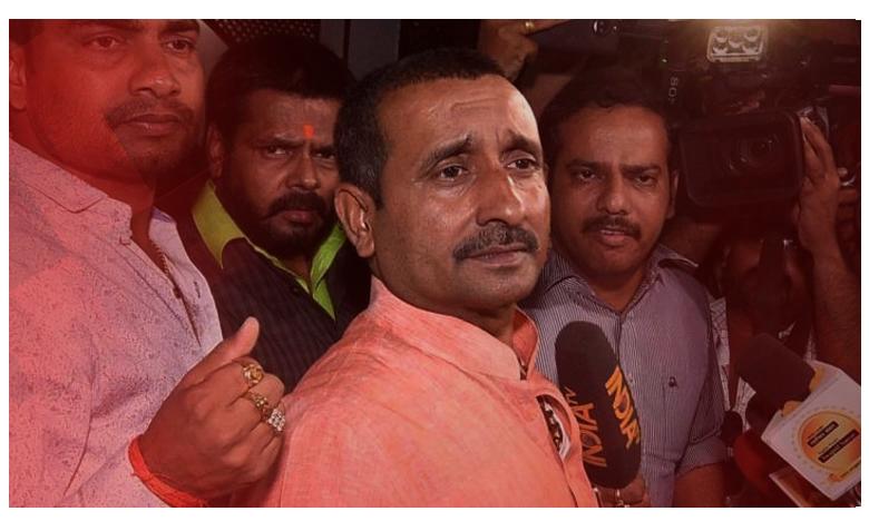 legislator sengar expelled from bjp, ఉన్నావ్ రేప్ కేసు.. బీజేపీ ఎమ్మెల్యే సెంగార్ పై వేటు