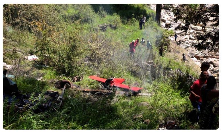 Uttarkhand Helicoptor Crash