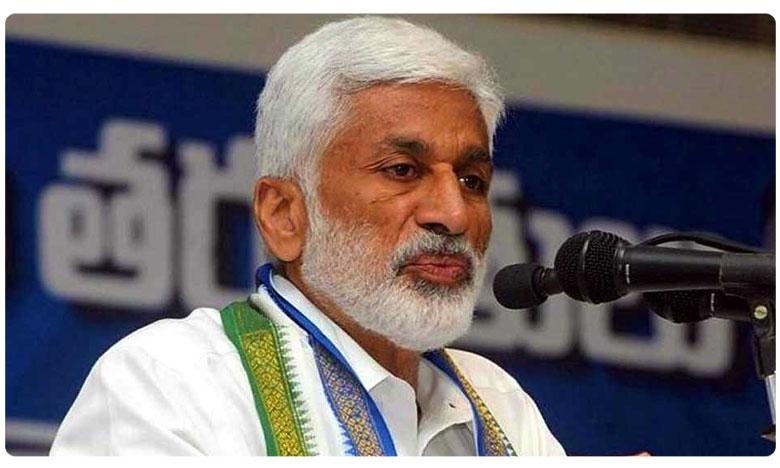 YCP MP Vijaya Sai Reddy Sensational Tweet on Chandrababu, చంద్రబాబు కష్టం పగవాడికి కూడా రావొద్దు: విజయసాయి రెడ్డి